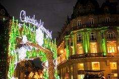 El Mercadillo de Estrasburgo es el más antiguo de #Francia. Abre desde el 29 de noviembre hasta el 31 de diciembre.