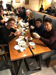 The Death Cure cast during the South Korea press tour
