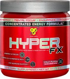 Should you believe the hype? BSN Hyper FX Review  http://www.workoutnrecover.com/supplements/best-pre-workout-review/bsn-hyper-fx-review/