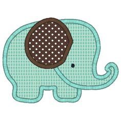 applique | Elephant Applique