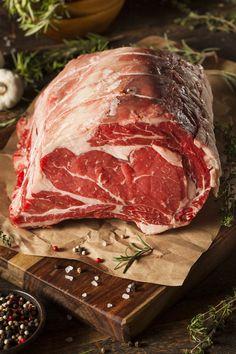 Prime Rib, The King of Roasts — Meat Basics