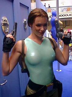 Lara Croft (Tomb Raider) #cosplays