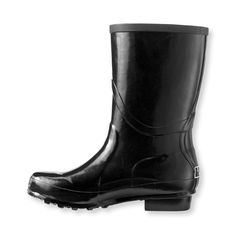 Rank & Style - L.L. Bean Womsize en's Bean's Wellies # I would need a size 7 1/2