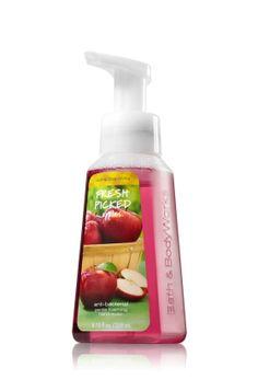 Fresh Picked Apple Anti-Bacterial  Gentle Foaming Hand Soap