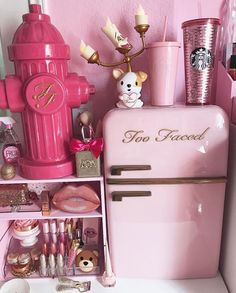 How I would want my vanity to look in my dressing room