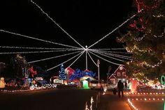 Anna Court Holiday Lights in Cedar Park, TX - https://www.realtyaustin.com/christmas-lights-austin.php