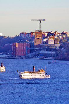 https://flic.kr/p/DpA3E7 | Stockholm 191 - un ferry vers Masthamnen