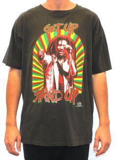 90s Bob Marley Tee XL RARE