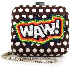 Waw beaded bag | Sarah's Bag