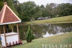 Sweet Meadow, West Georgia Wedding Venue Outdoor weddings Photo: Tessa Rice