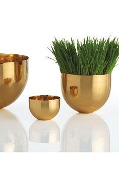 Brass Bowls | 10 Best Brass Details | Camille Styles