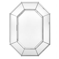 Buy Eichholtz Le Sereno Mirror online with Houseology's Price Promise. Full Eichholtz collection with UK & International shipping. Wall Mounted Jewelry Armoire, Wall Mounted Mirror, Round Wall Mirror, Beveled Mirror, Beveled Glass, Octagon Mirror, Classic Wall Mirrors