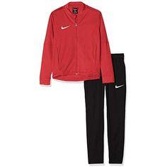 390ccc003 Ropa Deportiva · Nike Academy16 Yth Knt Tracksuit 2 Chandal Infantil Rojo  University Red/Black/Gym Red