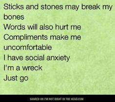 lol I'm a wreck                                                                                                                                                                                 More