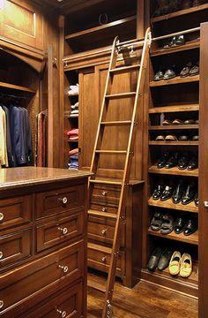 A Gentleman's Wardrobe... As It Should Be!!!