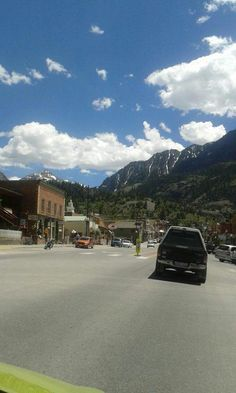 downtown Ouray Colorado, absolutely loved this place!