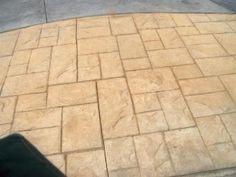Stamped Concrete Patterns Patterns Decorative