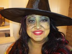 Witchypoo. Inspired by goldiestarling. Artist Geneva Lobato-Mitchell @louise living Art