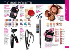 eBrochure   AVON check out Avon's Makeup counter for all of your beauty needs at www.youravon.com/nross5