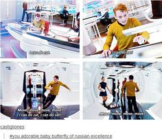 Chekov in the new Star Trek, played by Anton Yelchin. Who, may I point out, is only Percy Jackson, Anton Yelchin, Plus Tv, Star Wars, Starship Enterprise, Simon Pegg, To Infinity And Beyond, Karl Urban, Superwholock