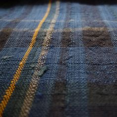 Naturally Dyed Silk | www.habutextiles.com
