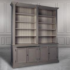 Книжный шкаф Jason - Книжные шкафы, витрины, библиотеки - Гостиная и кабинет - Мебель по комнатам My Little France