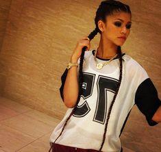 Zendaya's Bold French Braids — Love Or Loathe? Vote