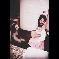 Paul McCartney (family life. by Linda Eastman-McCartney)