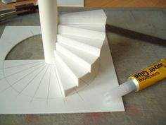 spiral staircase construction