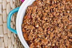 sweet potato oatmeal breakfast casserole