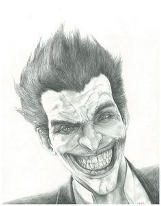 Batman Arkham Origins   The Joker Poster Print by CallMeDovahkiin, $15.00
