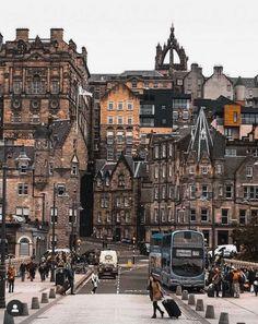 Edinburgh, Scotland. (source: Imgur)