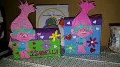 Trolls valentine's box