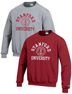 Product: Stanford University Crewneck Sweatshirt---size large