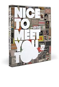 ABOUT THE BOOK  Another wave of euphoric greetings has arrived! A sequel to Nice To Meet You, the first book of the series on visual greeting designs
