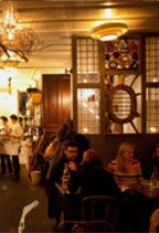 the new 'hood fave. What we lost in Freeman's from the LES, we gain in Vinegar Hill House