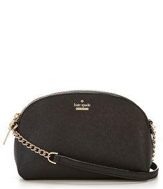 36c00996abae Black Cameron Street Hilli Mini Cross-Body Bag Kate Spade Purse