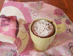 Bizcocho a la taza | La cocina perfecta