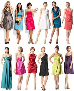 Dear Brides-to-be, one-time-wear bridesmaid dresses for your BFFs are things of the past! #Target #wedding