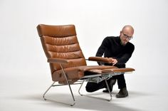 Adele Recliner Chair by LAFER | Modern Recliners | Cressina