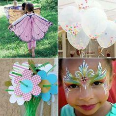 Leuke ideeën voor een kinderfeestje!