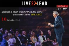 LIVE2LEAD: A world of opportunity for you www.live2leadranchocucamonga.eventbrite.com