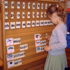 Letterbord Writing Activities, Classroom Activities, Teaching Resources, Kids Class, Class Decoration, Learning The Alphabet, Reggio Emilia, School Hacks, Literacy