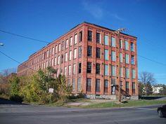 Old Syracuse Furniture Forwarding Warehouse, Syracuse, NY