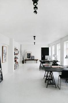 DIY schragen-tafel | Maison Belle