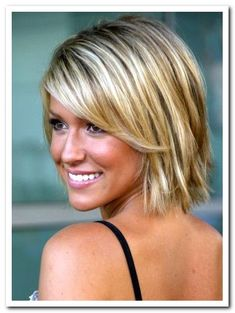 short hairstyles blonde hair  | followpics.co