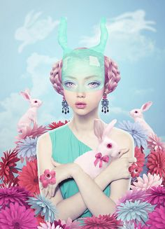 """Preview: Natalie Shau's """"Hide and Seek"""" at Dorothy Circus Gallery 