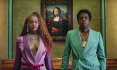 """Jay-Z and Beyonce filmed """"Apes**t"""" at the Louvre and now you can take a tour of the museum based on the music video. Keri Lumm shares more. Beyonce 2013, Beyonce E Jay Z, Beyonce Knowles Carter, Beyonce Dancers, Illuminati Exposed, Smoking, Blue Ivy Carter, Louvre, Summer Time"""