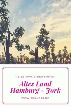 """Altes Land - Reisetipps, Reiseinfos und kleiner Reiseführer für die Region """"Altes Land"""" in Norddeutschland."""