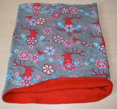 Anleitung Loop-Schal für Kinder